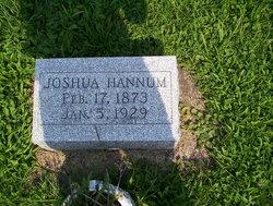 Joshua Hannum