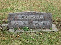 Ella Ann <I>Clark</I> Crotinger