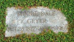 Minnie Dale Geyer
