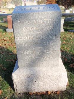 Martha <I>Powell</I> Allton