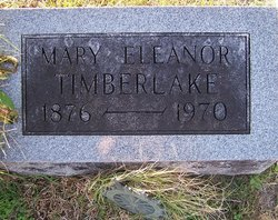 Mary Eleanor Timberlake