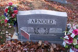Vesta Virginia <I>Starcher</I> Arnold