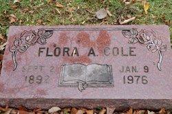 Flora Amelia <I>McChesney</I> Cole