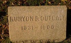 Runyon R Outcalt