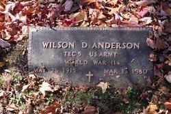 Wilson Darrell Anderson