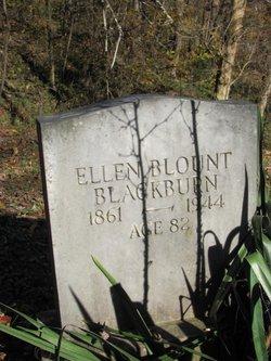 Mary Ellen <I>Blount</I> Blackburn