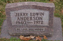 Jerry Edwin Anderson