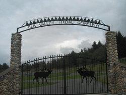 Elk Valley Tribal Cemetery