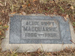 Alice Ellen <I>Swift</I> Macquarrie