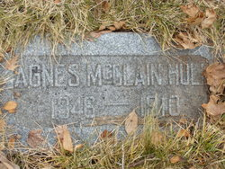 Agnes <I>McClain</I> Hull