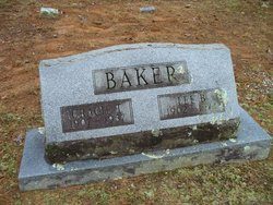 Gracie Tennessee <I>Barber</I> Baker
