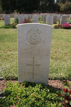 Major Fleming Clement Gregory
