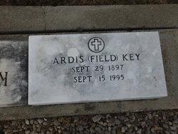 Ardis Arlene <I>Field</I> Key