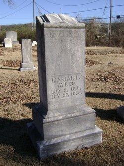 Martha L Ayres