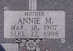 Annie Marie <I>Berger</I> Hessel