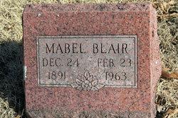 Mabel Blair