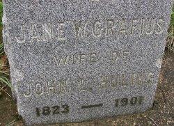 Jane W <I>Grafius</I> Huling