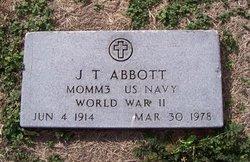 J T Abbott