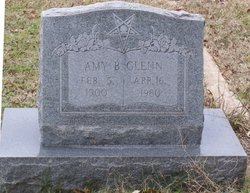 Amy Beatrice <I>Strawn</I> Glenn