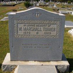 William Marshall Turner