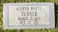 Alfred Rhett Turner, Sr