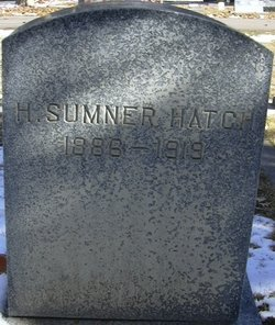 Hezekiah Sumner Hatch