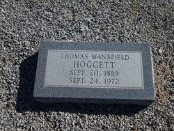 """Thomas Manfield """"Mans"""" Hoggett"""