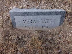 Vera Carrie <I>Meurer</I> Cate
