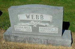 Ulysses S. Webb