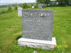 Helen Maria <I>Silloway</I> Merriam