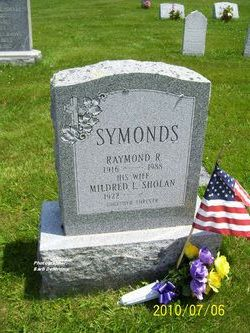 Raymond Richard Symonds