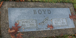 Alice LaFern <I>Elliott</I> Boyd