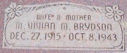 Maude Vivian <I>McNamara</I> Brydson