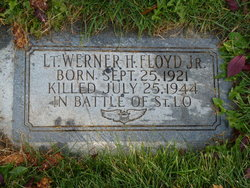 Lieut Werner Harvey Floyd, Jr