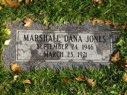 Marshall Dana Jones