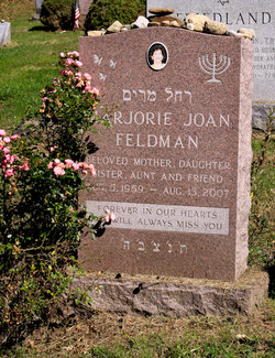 """Marjorie Joan """"Marji"""" Feldman"""