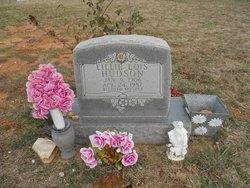 Lillie Lois <I>Redmond</I> Hudson