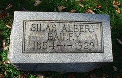 Silas Albert Bailey