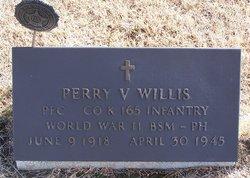PFC Perry Van Doran Willis