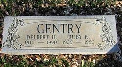 Ruby Kathryn <I>Wallace</I> Gentry