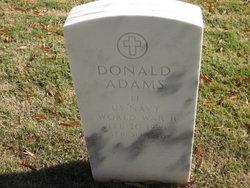 Donald Adams