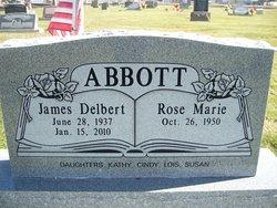 James Delbert Abbott