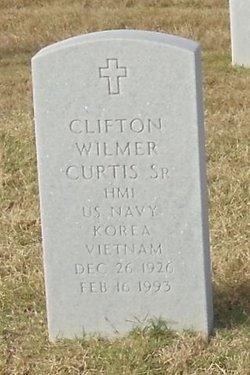 Clifton Wilmer Curtis, Sr