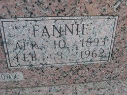 Fannie <I>Ards</I> Cooper
