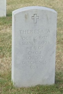 Theresa A Deschenes