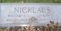 Pvt William E. Nicklaus