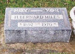 Harry Bernard Miles