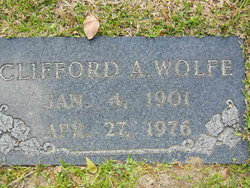 Clifford A Wolfe