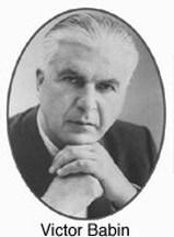 Victor(Viktor) Genrikhovitch Babin