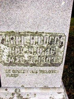"""Caroline Harrison """"Carrie"""" <I>McCoy</I> Boggs"""